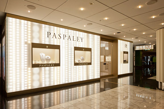 Pasapaley, Dubai | Retail lighting | The Light Lab