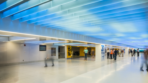 Penn Station New York City | Bespoke lighting manufacture | The Light Lab