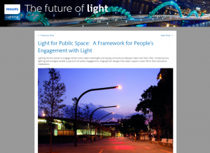 Philips future of light 2
