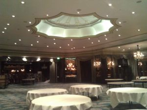 Dorchester Ballroom | Specialist lighting installation | The Light Lab