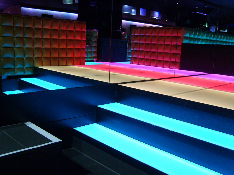 Movida, London | Leisure lighting | The Light Lab