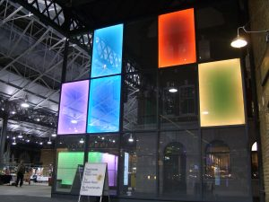 Old Spitalfields Market | Exterior lighting | The Light Lab