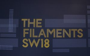 The Filames SW18 sign