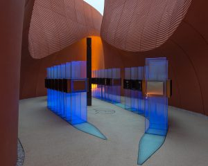 UAE Pavillion, Milan | Public realm lighting | The Light Lab