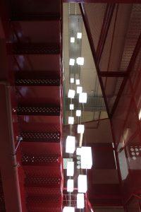 Adobe Office London | Bespoke commercial office lighting | The Light Lab