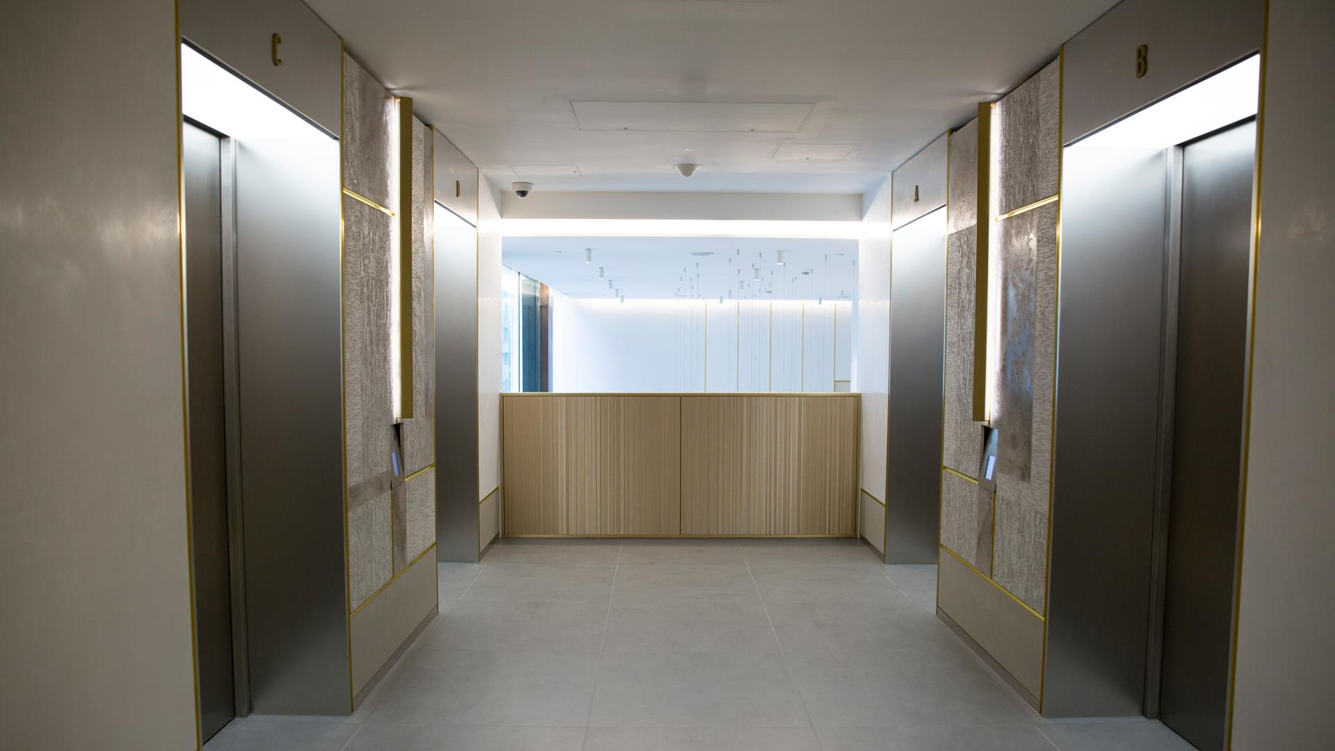 12 Arthur Street | Commercial Office Lighting | The Light Lab
