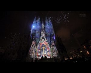 Projection Mapping – Light in Motion