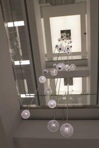bespoke lighting bespoke atrium chandelier lightlab 8