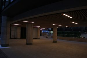 Bespoke Lighting | Broadgate Circle | Light Lab