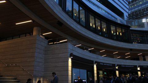 bespoke lighting broadgate circle lightlab 7