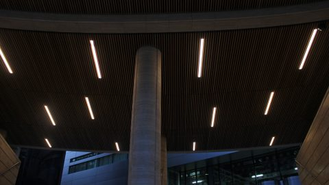 bespoke lighting broadgate circle lightlab 9
