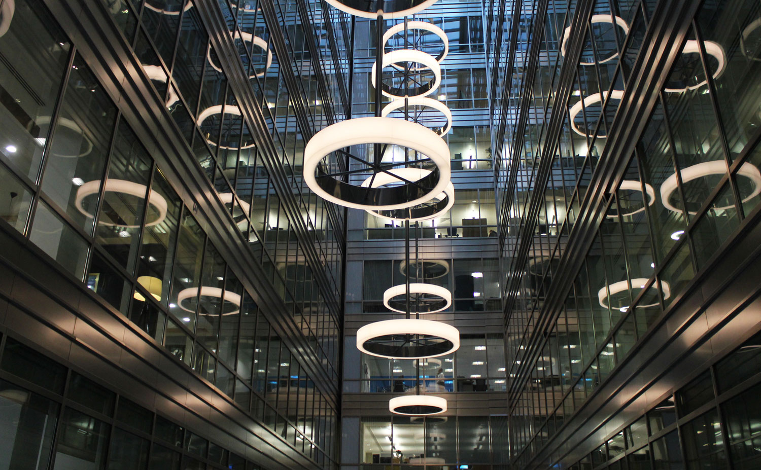 bespoke lighting broadgate quarter lightlab 13