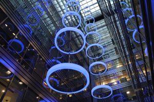 Bespoke Lighting | Broadgate Quarter | Light Lab