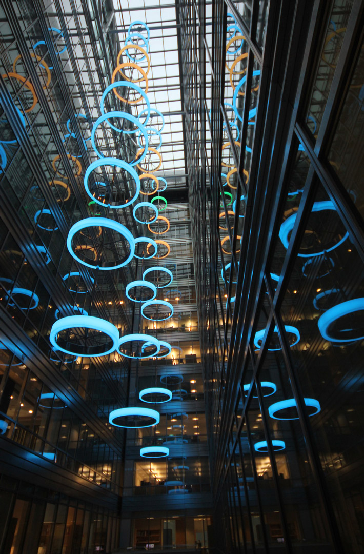 bespoke lighting broadgate quarter lightlab 9