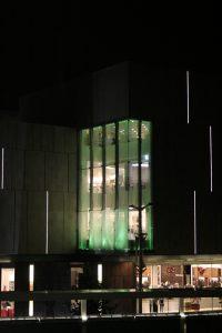 Bespoke Lighting   Bespoke atrium chandelier   Light Lab