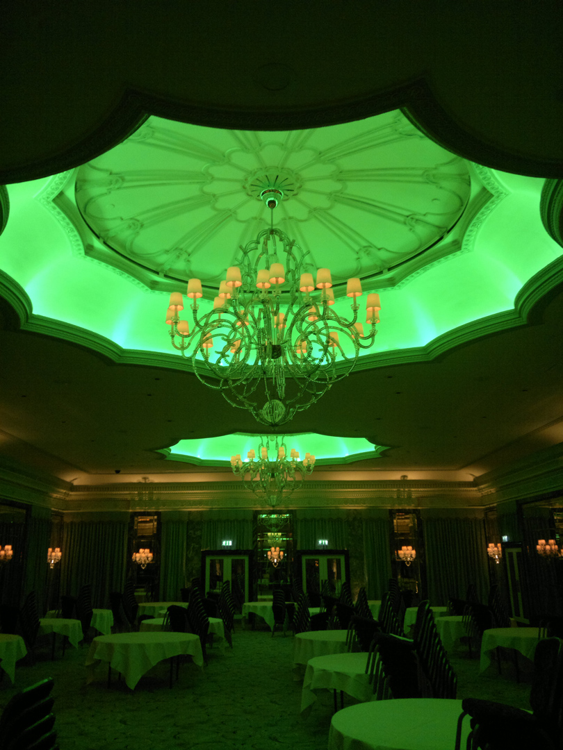 bespoke lighting dorchester ballroom lightlab 3