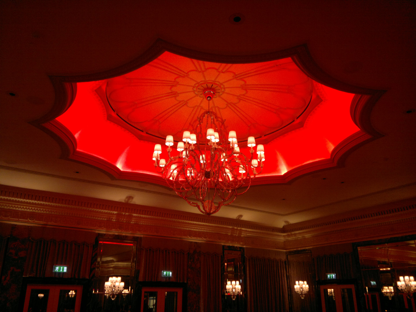 bespoke lighting dorchester ballroom lightlab 4