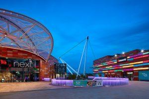 Bespoke Lighting | Friars Walk, Newport | Light Lab