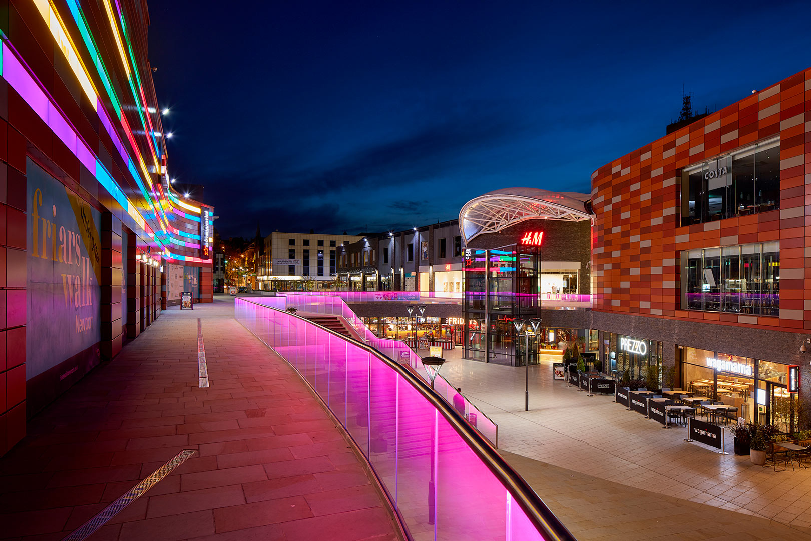bespoke lighting friars walk newport lightlab 2