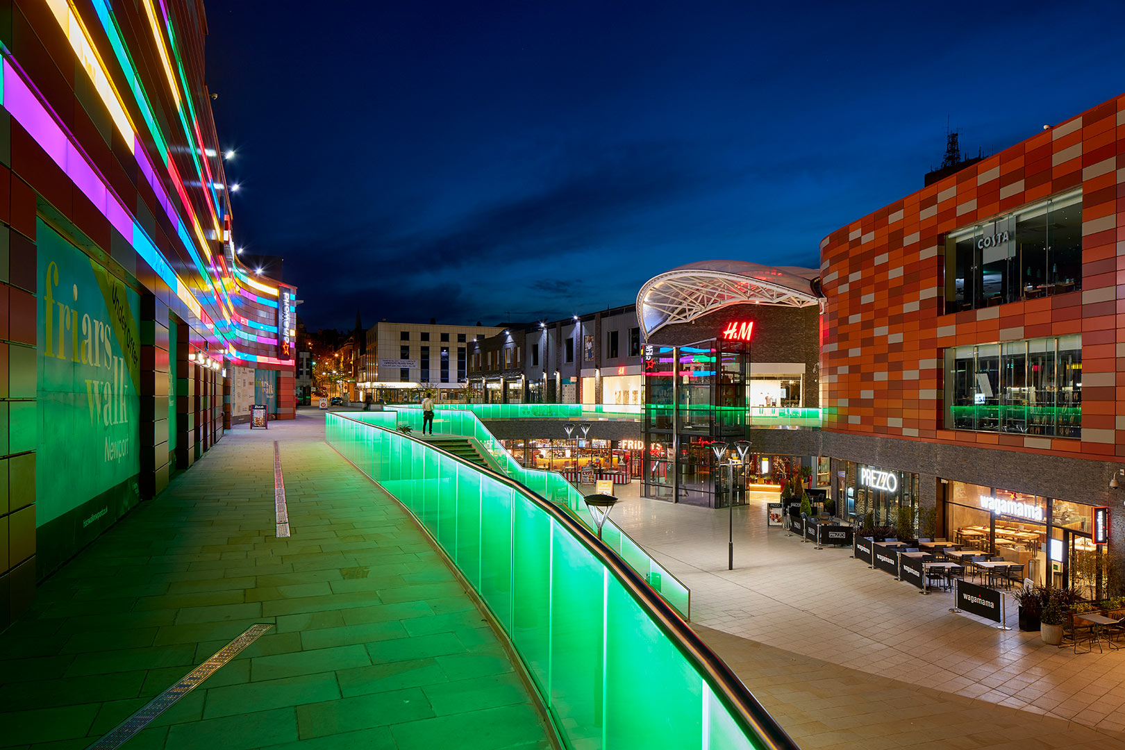 bespoke lighting friars walk newport lightlab 3