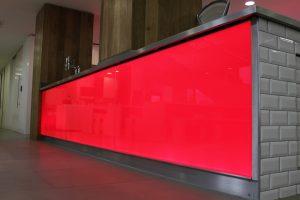 Bespoke Lighting | Office interior, London | Light Lab