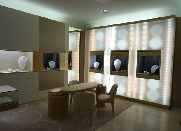 Bespoke Lighting | Paspaley, Brisbane & Melbourne | Light Lab