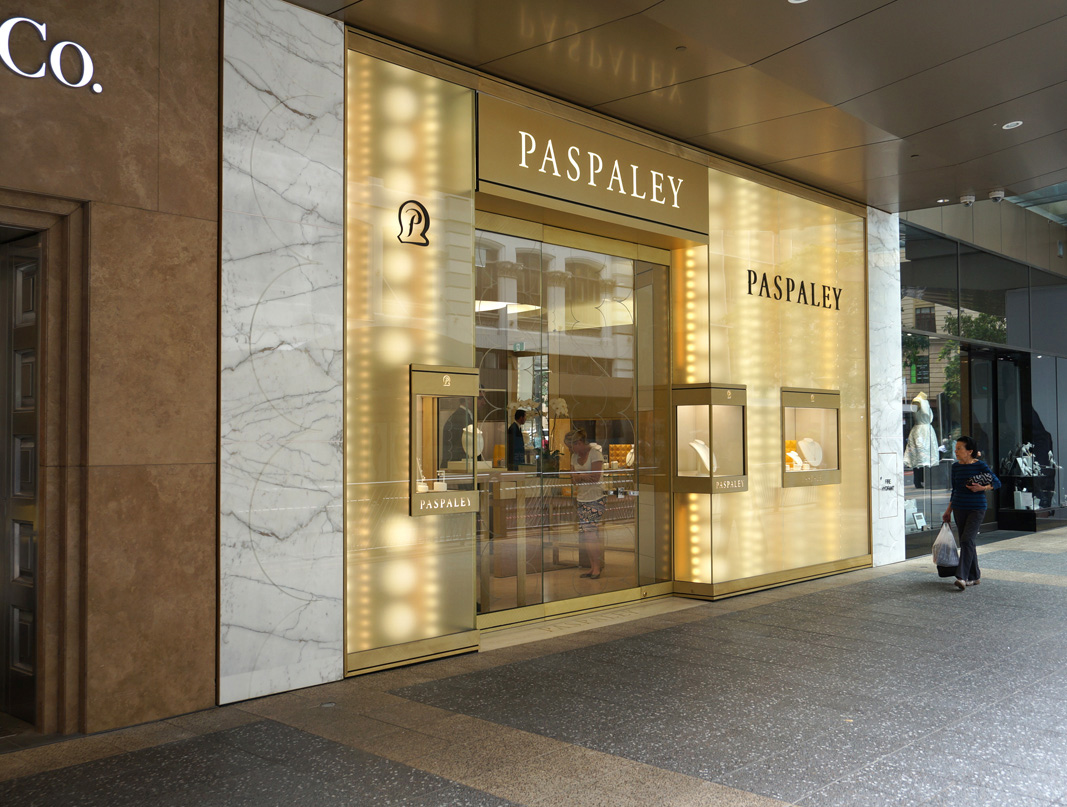 Bespoke Lighting | Paspaley, Brisbane & Melbourne | Light Lab