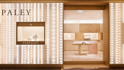 Bespoke Lighting | Paspaley, Dubai | Light Lab