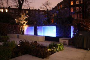 Bespoke Lighting | Private Garden, Kensington | Light Lab