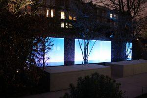 bespoke lighting private garden kensington lightlab 5