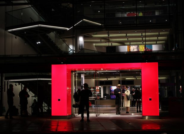 Bespoke Lighting | Sadler's Wells Theatre | Light Lab