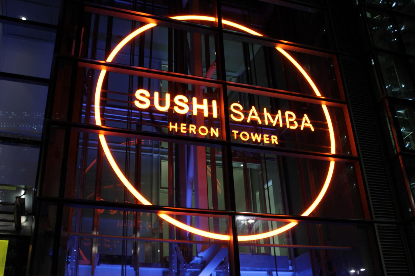bespoke lighting sushisamba london lightlab 6