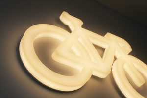 bespoke glowform shape | specialist lighting design | The Light Lab