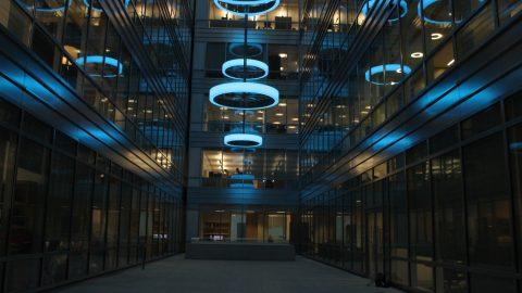 Broadgate Quarter | Bespoke Lighting Manufacture | The Light Lab