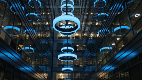 Broadgate Quarter | Lighting Installation | The Light Lab