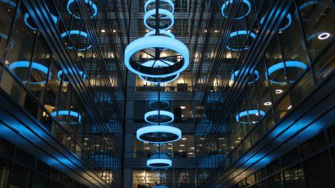 Broadgate Quarter | Lighting Installation | The Light Lab