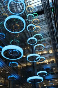 Broadgate Quarter | Specialist lighting manufacture | The Light Lab