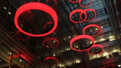 Broadgate Quarter | Specialist Lighting Installation | The Light Lab