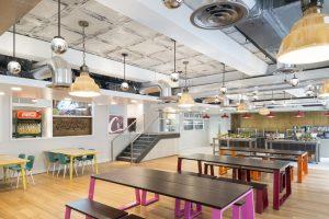 Coca Cola HQ | Specialist lighting | The Light Lab