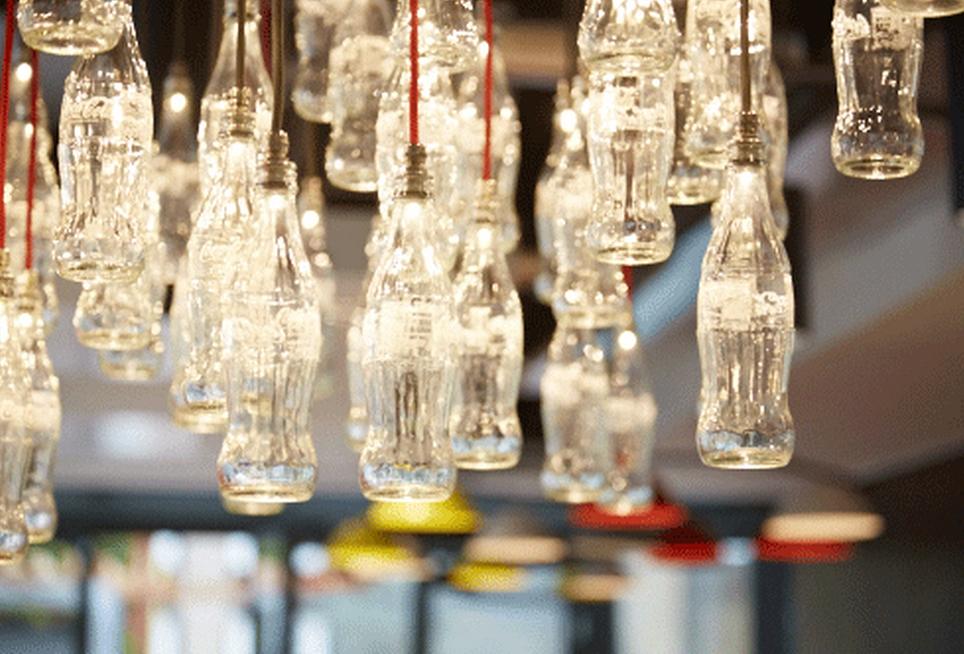 Coca Cola HQ   Specialist lighting   The Light Lab