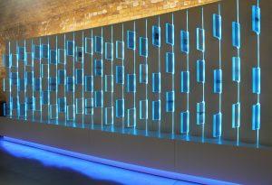 CP Hart Retail Bathroom | Specialist lighting installation | The Light Lab