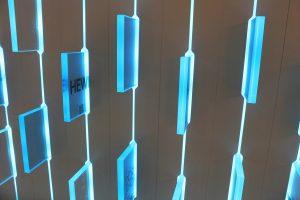 CP Hart Retail Bathroom | Retail lighting | The Light Lab