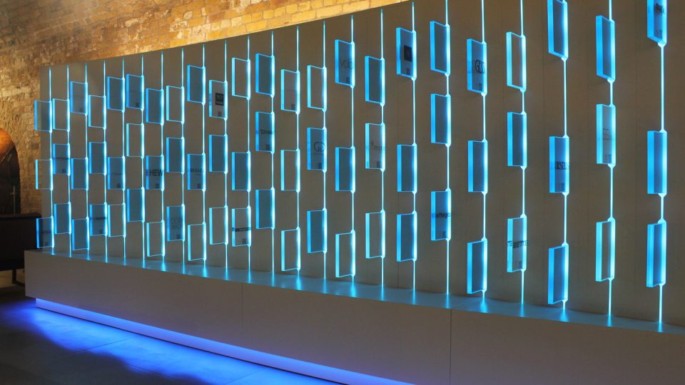 CP Hart   Retail Awards   The Light Lab