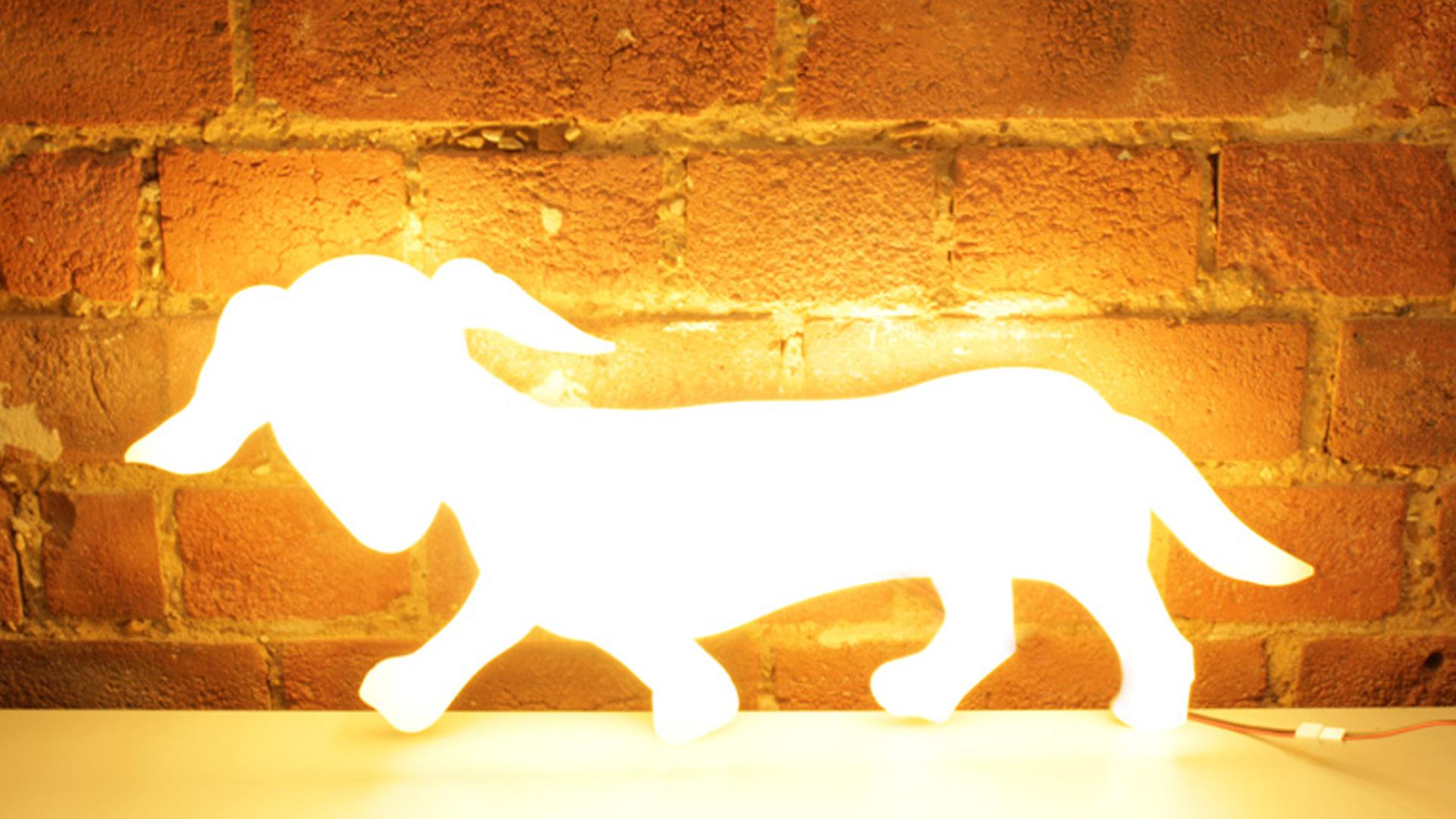 bespoke glowform shapes   the light lab