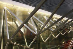AON, London | Bespoke lighting manufacture | The Light Lab