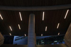 Broadgate Circle | Bespoke lighting manufacture | The Light Lab