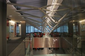 AON, London | Bespoke lighting manufacture | The Light Lab