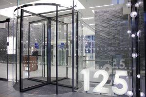Bespoke Atrium Pendants, London | Bespoke lighting manufacture | The Light Lab