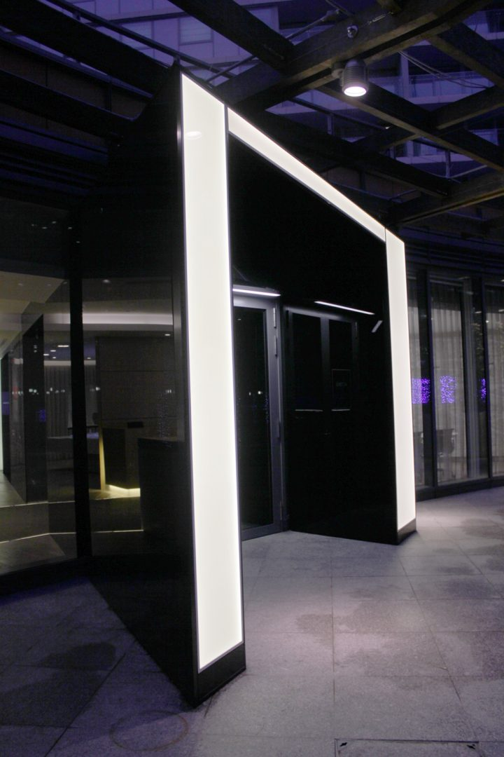 Victoria Marketing Suite | Commercial lighting | The Light Lab