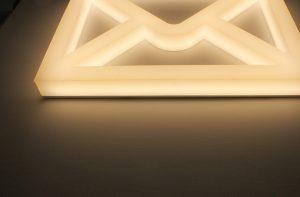 bespoke glowform envelope | specialist lighting design | The Light Lab